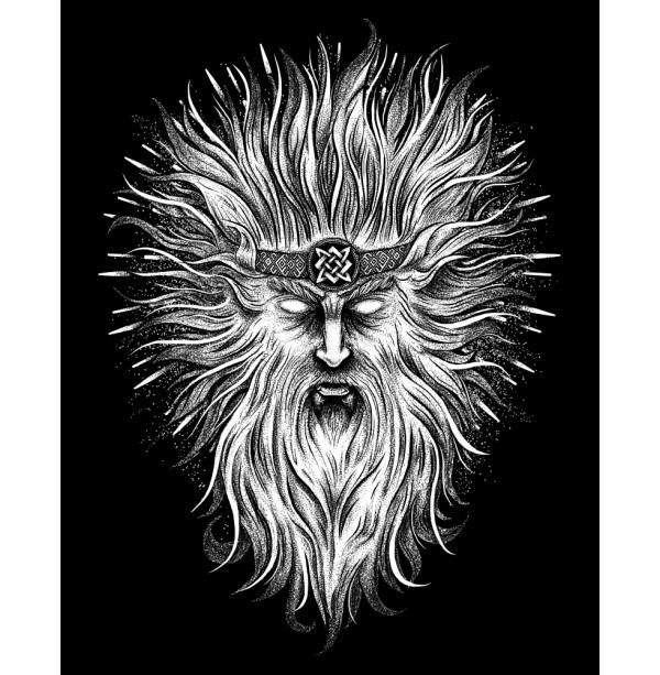 Swaróg - Słowiański bóg nieba, słońca i ognia (damska)