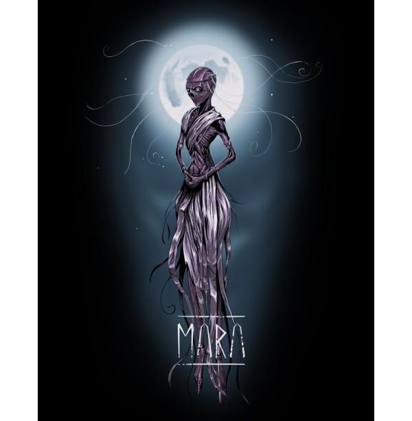 Mara - Demon narodzony z duszy grzesznika