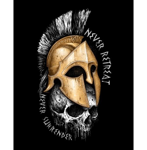 Spartanin - Nieustraszony Wojownik