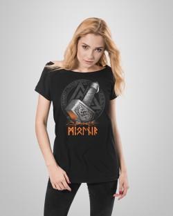 Młot Thora - Mjölnir (damska)