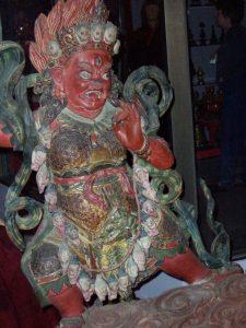 W kulturze indyjskiej bogiem śmierci jest Jama