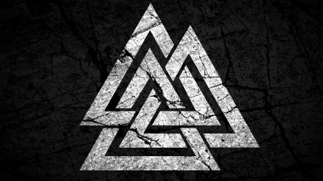 Valknut Nordycki Symbol Wojowników Tirvall Blog